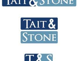 """Nro 76 kilpailuun Design a Logo for """"Tait & Stone Ltd"""" käyttäjältä colbeanustefan"""