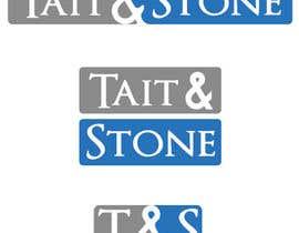 """Nro 208 kilpailuun Design a Logo for """"Tait & Stone Ltd"""" käyttäjältä colbeanustefan"""