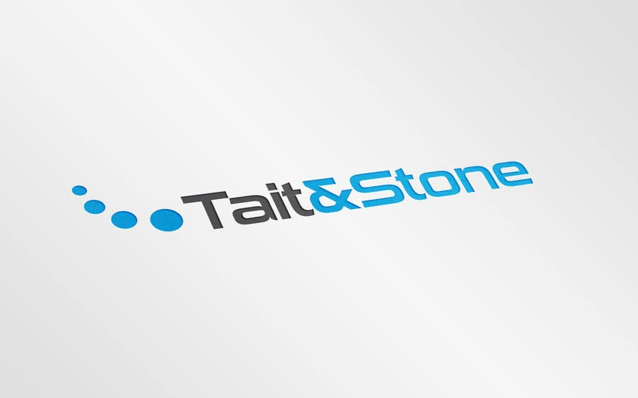 "Konkurrenceindlæg #206 for Design a Logo for ""Tait & Stone Ltd"""