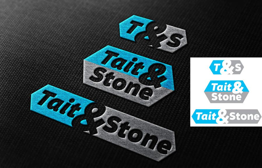 "#164 for Design a Logo for ""Tait & Stone Ltd"" by daebby"