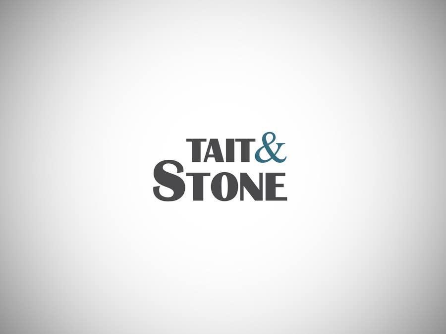 "Konkurrenceindlæg #333 for Design a Logo for ""Tait & Stone Ltd"""