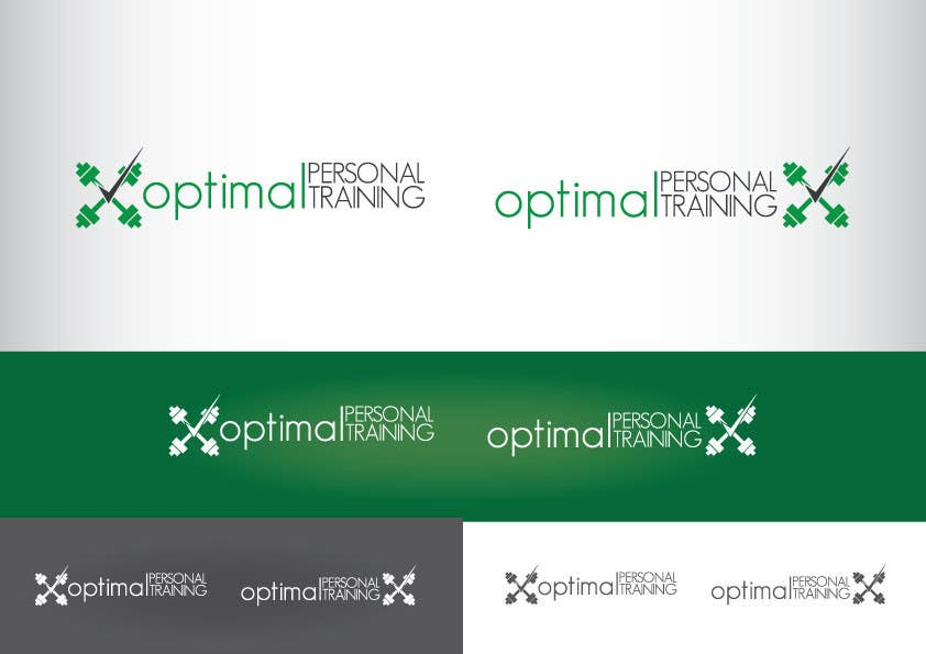 #14 for Design a Logo for Personal Training Website & Marketing Material by GeorgeOrf