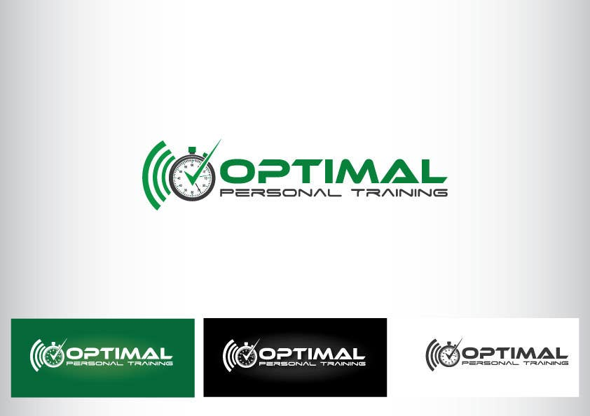#40 for Design a Logo for Personal Training Website & Marketing Material by GeorgeOrf