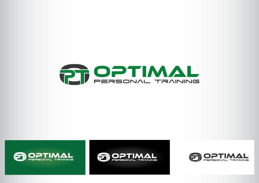 #48 for Design a Logo for Personal Training Website & Marketing Material by GeorgeOrf