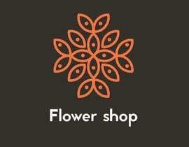 Nro 44 kilpailuun Flower shop logo -- 1 käyttäjältä farkasbenj