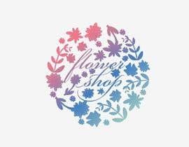 Nro 48 kilpailuun Flower shop logo -- 1 käyttäjältä farkasbenj