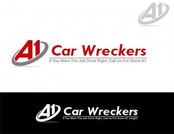Penyertaan Peraduan #9 untuk Design a Logo for A1 Car Wreckers