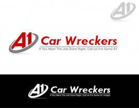 #9 for Design a Logo for A1 Car Wreckers af clickstec