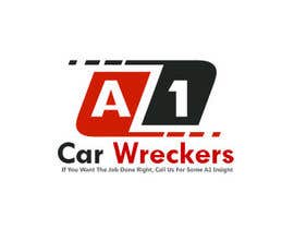 #10 para Design a Logo for A1 Car Wreckers por clickstec