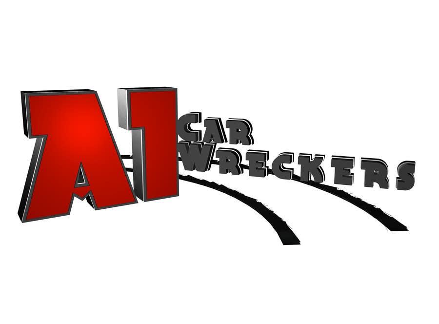 Konkurrenceindlæg #7 for Design a Logo for A1 Car Wreckers