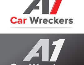 #20 for Design a Logo for A1 Car Wreckers by dulphy82
