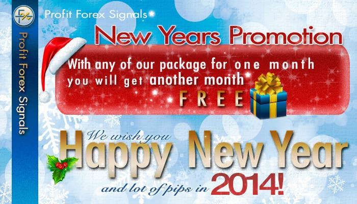 #43 for Design a Banner for New Year Promotion by marcia2