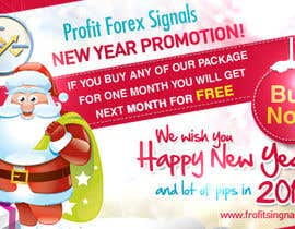 #54 for Design a Banner for New Year Promotion by mediatronics