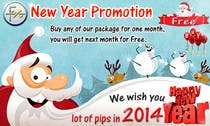 Contest Entry #31 for Design a Banner for New Year Promotion