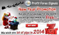 Contest Entry #57 for Design a Banner for New Year Promotion