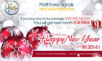 Contest Entry #51 for Design a Banner for New Year Promotion