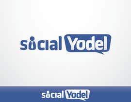 #170 for Logo Design for Social Yodel af CTRaul