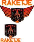Logo Design for Raketje için Graphic Design72 No.lu Yarışma Girdisi