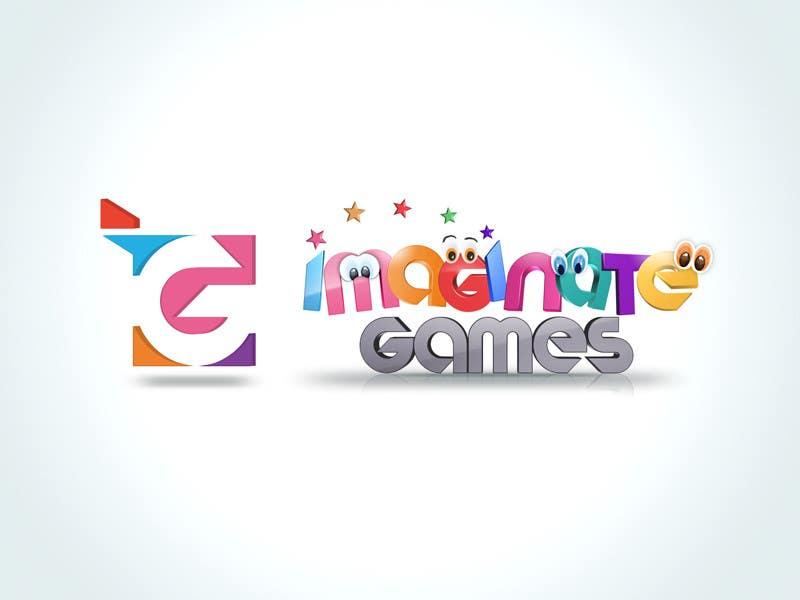 Kilpailutyö #70 kilpailussa Design a Logo for Mobile Games Developer