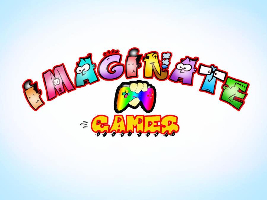 Kilpailutyö #140 kilpailussa Design a Logo for Mobile Games Developer