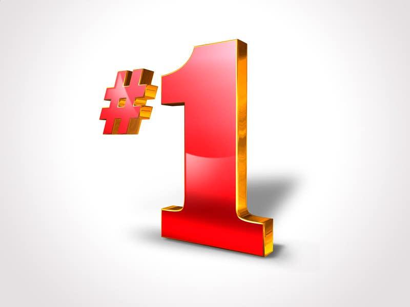 #114 for Design a #1 Logo by suneshthakkar