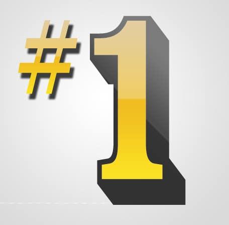 Proposition n°25 du concours Design a #1 Logo