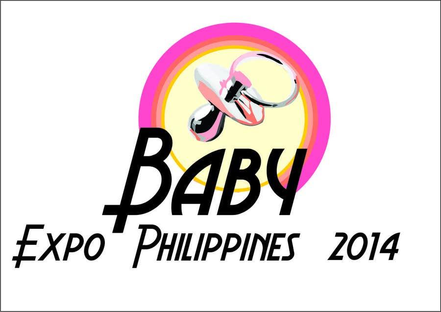 Inscrição nº 5 do Concurso para Design a Logo for Kids Expo, Parent Expo and Baby Expo Philippines 2014
