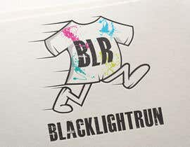 nº 49 pour Design a Logo for Blacklight Run par PredragNovakovic