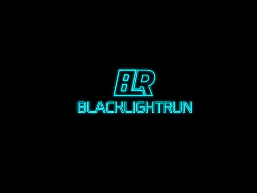 Konkurrenceindlæg #48 for Design a Logo for Blacklight Run