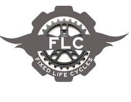 #147 for Design a Logo for Fixed Gear Bike Shop by VEEGRAPHICS