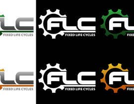 #15 for Design a Logo for Fixed Gear Bike Shop af tobyquijano