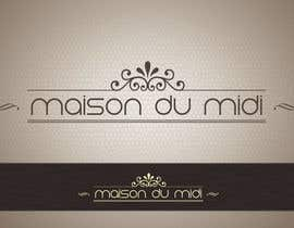 #207 for Design a Logo for maison du midi by bedmenton