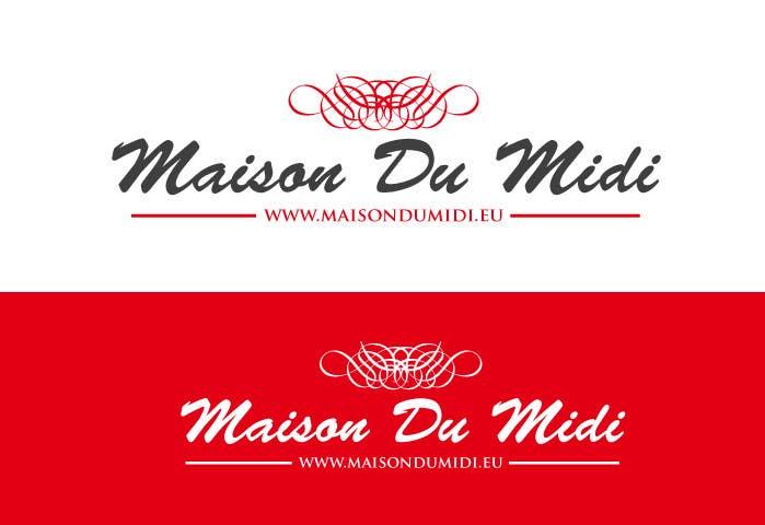 #126 for Design a Logo for maison du midi by mamunfaruk