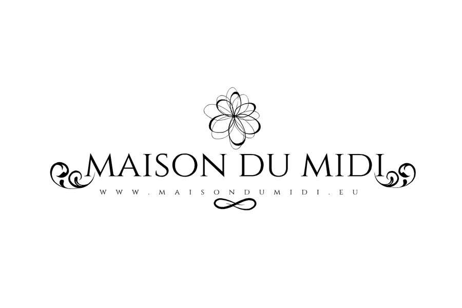 #216 for Design a Logo for maison du midi by VEEGRAPHICS