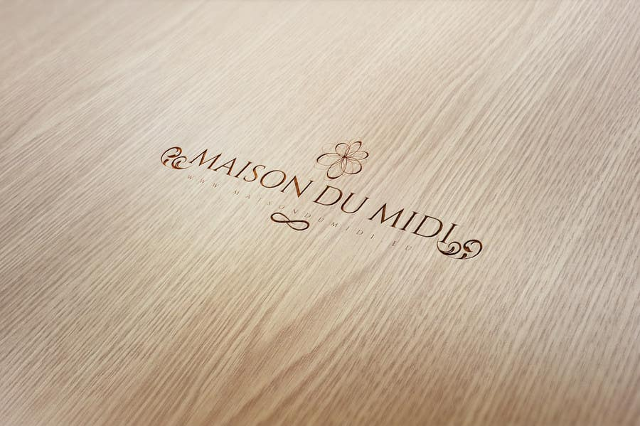 #222 for Design a Logo for maison du midi by VEEGRAPHICS