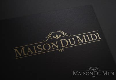 #35 for Design a Logo for maison du midi by SergiuDorin