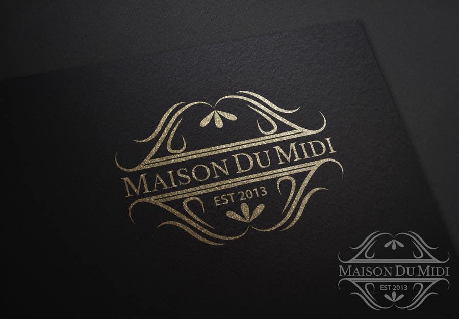 #36 for Design a Logo for maison du midi by SergiuDorin