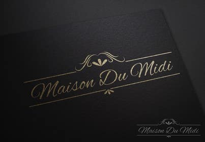 #63 for Design a Logo for maison du midi by SergiuDorin
