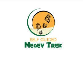 "#23 untuk Design a Logo for a travel website- ""SELF GUIDED NEGEV TREK"" oleh dannnnny85"