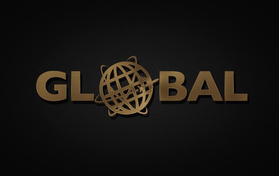 Inscrição nº                                         5                                      do Concurso para                                         Design a Logo for The Global Change Initiative