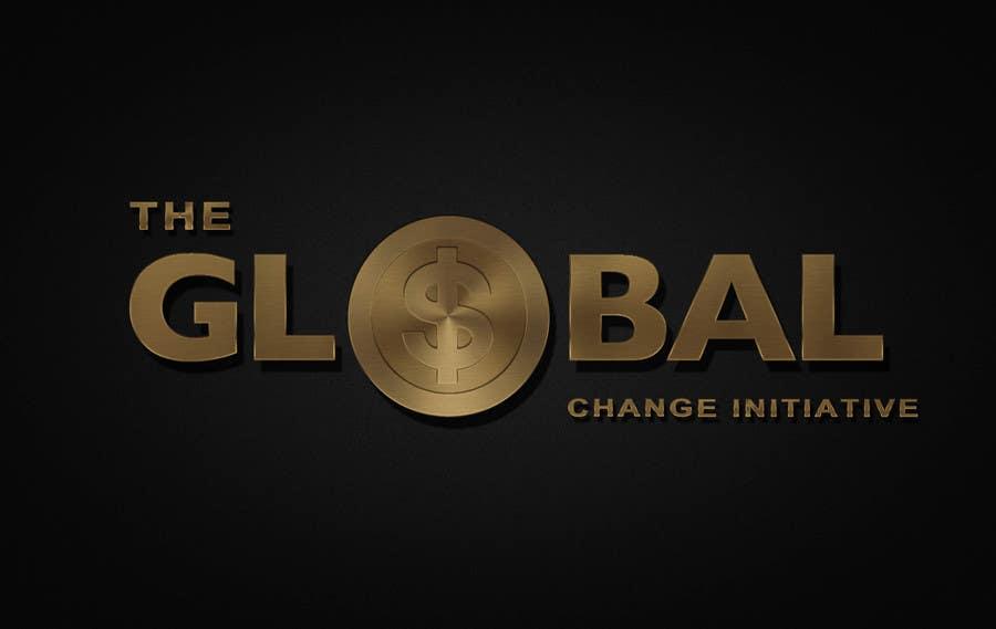Inscrição nº                                         45                                      do Concurso para                                         Design a Logo for The Global Change Initiative