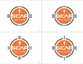 #453 for Logo for Escape Room by geepeemistry