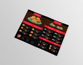 Nro 21 kilpailuun burger restaurant menu käyttäjältä aliyevart