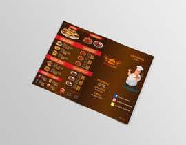 Nro 25 kilpailuun burger restaurant menu käyttäjältä aliyevart