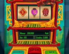 nº 27 pour Design a Slot Machine Theme par archestry