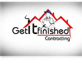 "#55 for Get ""IT"" Finished Contracting Company Logo Required! by darkemo6876"