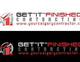 "nº 66 pour Get ""IT"" Finished Contracting Company Logo Required! par advway"
