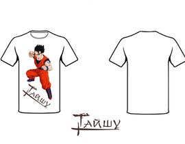 #9 for Разработка дизайна футболки for Тайшу af mishasvetenco