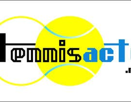 nº 14 pour Make a logo for TennisActu a new rebranding website about tennis par iliemitrea