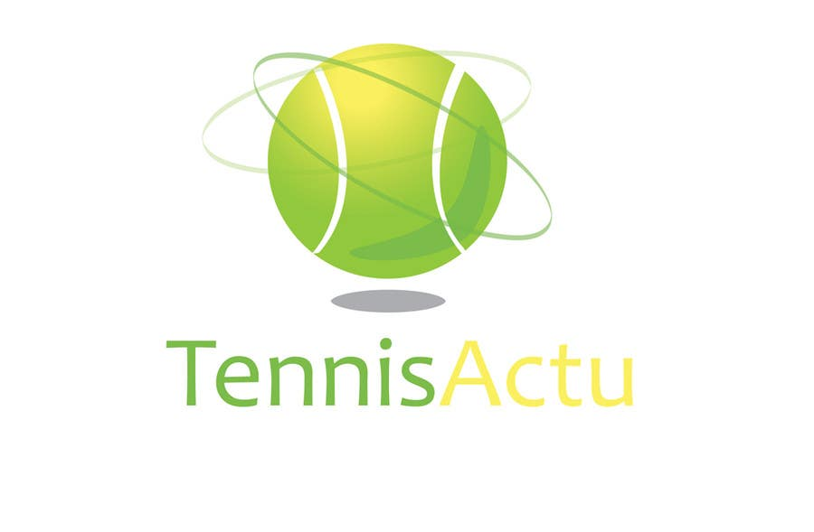 Proposition n°17 du concours Make a logo for TennisActu a new rebranding website about tennis